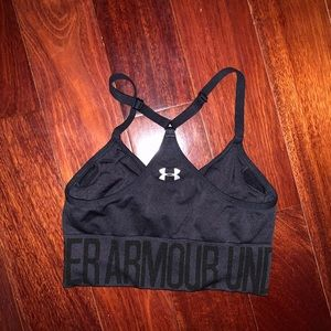 Under Armour Intimates & Sleepwear - Under Armour Women's Black Top